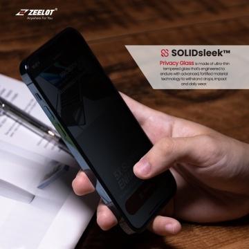 """Dán cường lực ZeeLot SOLIDSLEEK chống nhìn trộm iPhone 13 Pro 6.1"""""""